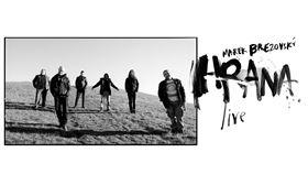 HRANA live - Logo