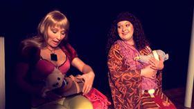 BABY na palube  (Divadlo- komédia) - Logo