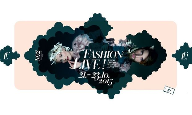 FASHION LIVE! 2015 - Logo