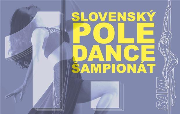 1. Pole dance šampionát - Logo