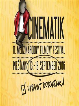 Cinematik 2016 - Logo