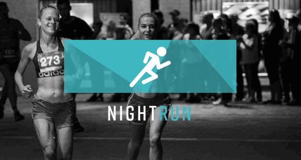 NIGHT RUN Liptovský Mikuláš 2017 - Logo
