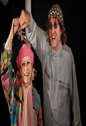 Sľúbili sme si lásku / alebo revolúcia v manželstve   (Divadlo v podpalubí) - Logo