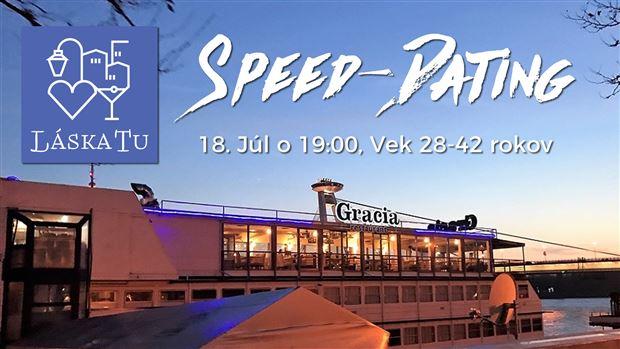 Speed-Dating LáskaTu 28-42 rokov - Logo
