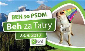 Beh za Tatry 2017 - Beh so PSOM - Logo