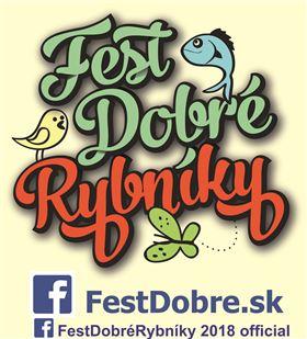 FestDobréRybníky 2018 (exFestDobréBohunice) - Logo