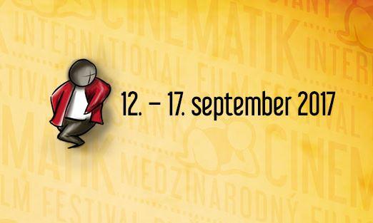 Medzinárodný filmový festival Cinematik 2017 - Logo