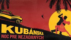 Kubánska noc pre nezadaných - Logo