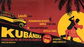 Kubánska vykrúcačka pre nezadaných - Logo