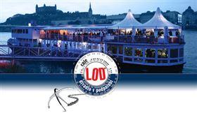 10. Výročie Divadla v podpalubí!!! (Divadlo v podpalubí) - Logo