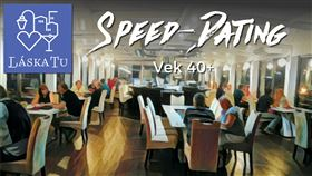 Speed-dating LáskaTu, Vek 40+ - Logo
