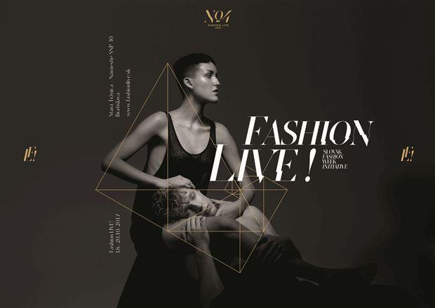 Fashion LIVE! 2017 - Logo