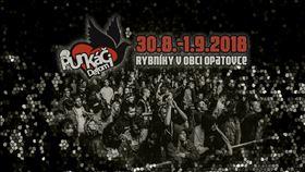 Festival Punkáči deťom 2018 - Logo