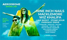 Aerodrome Festival 2018 - Logo