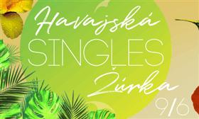 Havajská Singles Žúrka - Logo