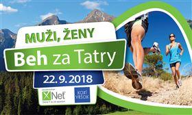 Beh za Tatry 2018 - Muži, Ženy - Logo