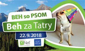 Beh za Tatry 2018 - Beh so PSOM - Logo
