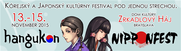 Nipponfest & Hangukon - Logo