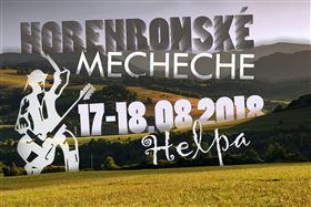HOREHRONSKÉ MECHECHE 2018 - Logo