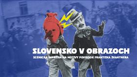 Slovensko v obrazoch - premiéra - Logo