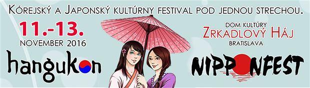 Nipponfest & Hangukon 2016 - Logo