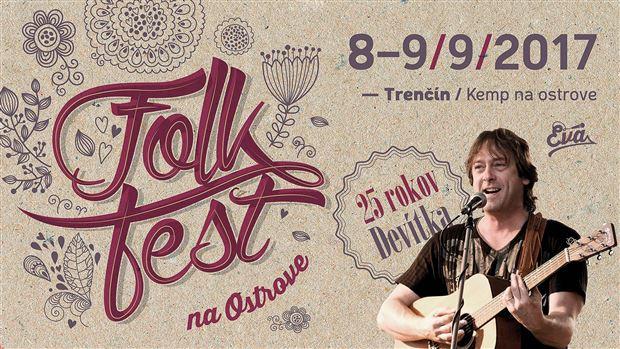 FolkFest na Ostrove - Logo