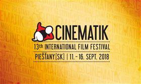 Medzinárodný filmový festival Cinematik 2018 - Logo