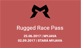 Rugged Race PASS 2018 - Logo
