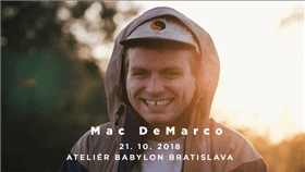Mac DeMarco - Logo